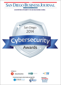 cybersecurity awards
